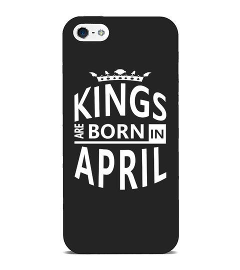 Original April Born Men iPhone/Samsung Case