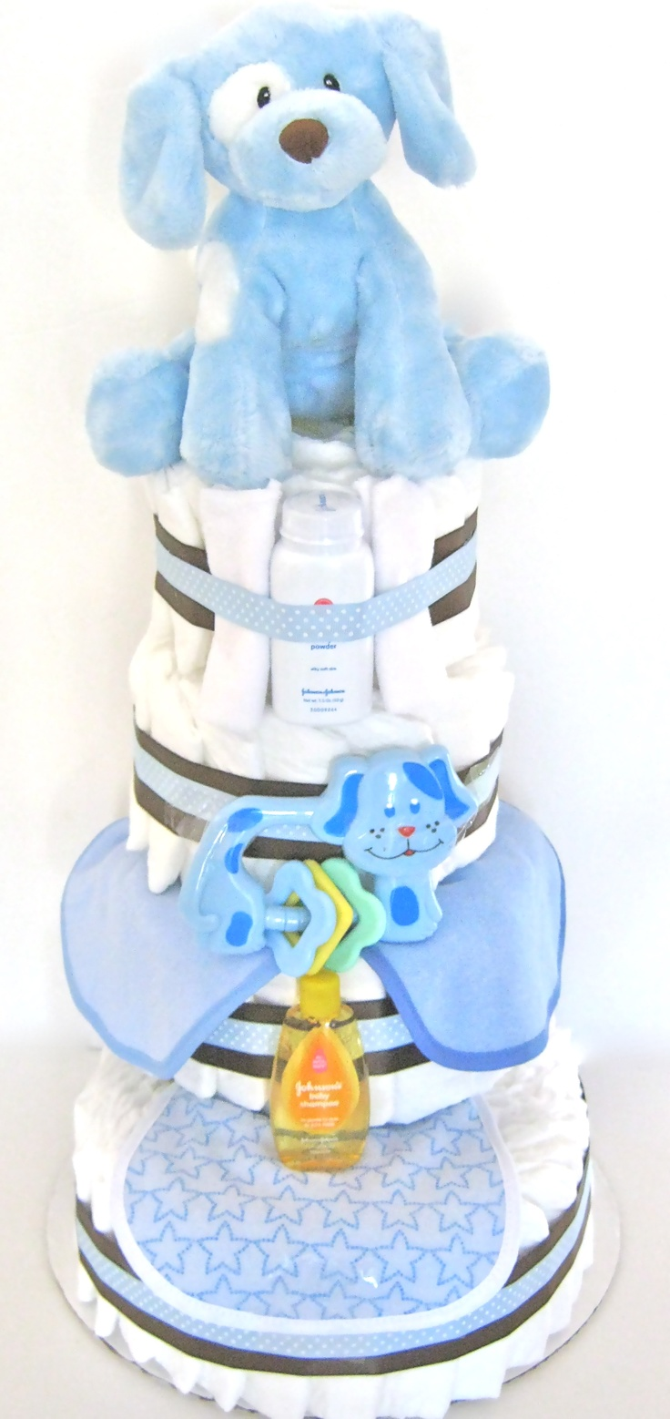 Boy Diaper Cake Decorations : 16 best Baby Boy Diaper Cake Ideas images on Pinterest ...