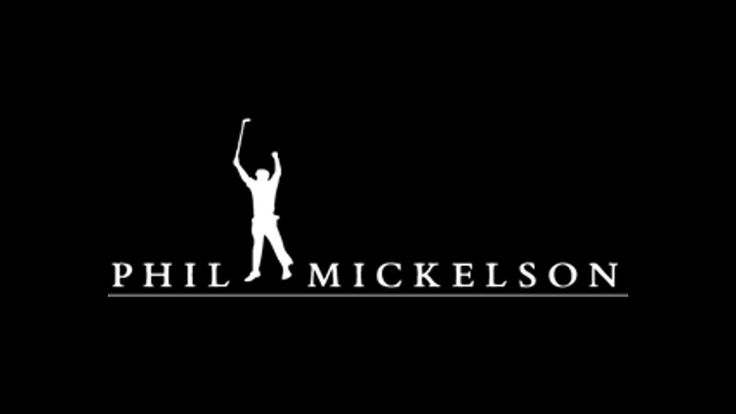 phil mickelson logo | Yes, Phil Mickelson has a logo of his 2004 Masters winning jump on his ...