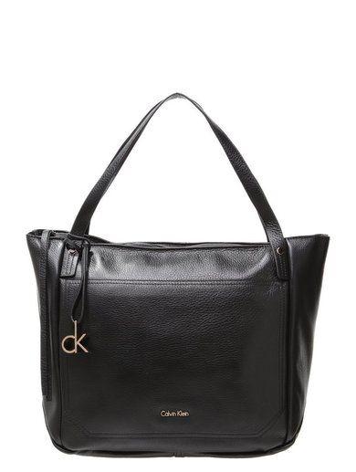 Calvin Klein Jeans CHARLENE  Torba na zakupy black