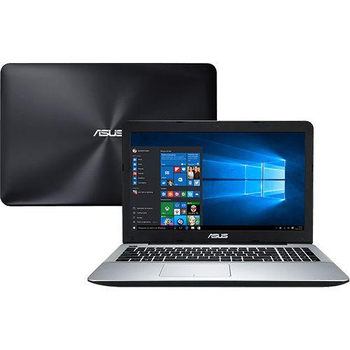"""Notebook Asus X555UB-BRA-XX298T Intel Core i7 8GB (2GB de Memória Dedicada) 1TB Tela LED 15,6"""" Windows 10 - Preto http://compre.vc/v2/581e50aa #PreçoBaixoAgora #MagazineJC79 #BlackFriday"""