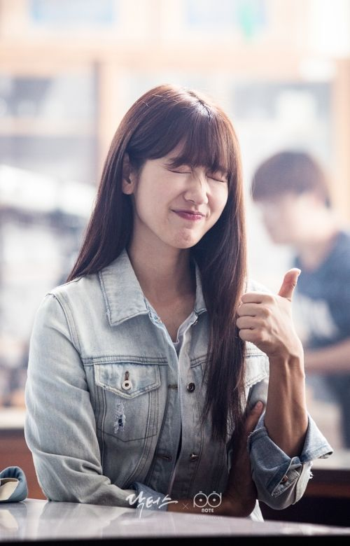 Park Shin Hye as Yoo Hye Jung in Doctor's