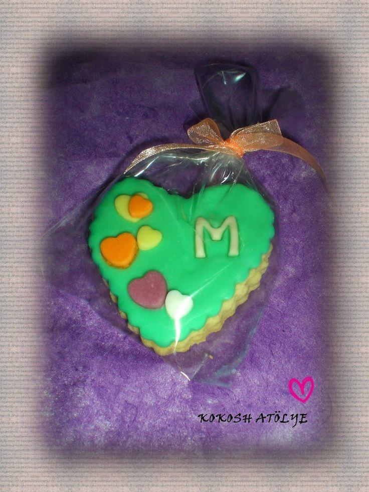 kalpli kurabiye