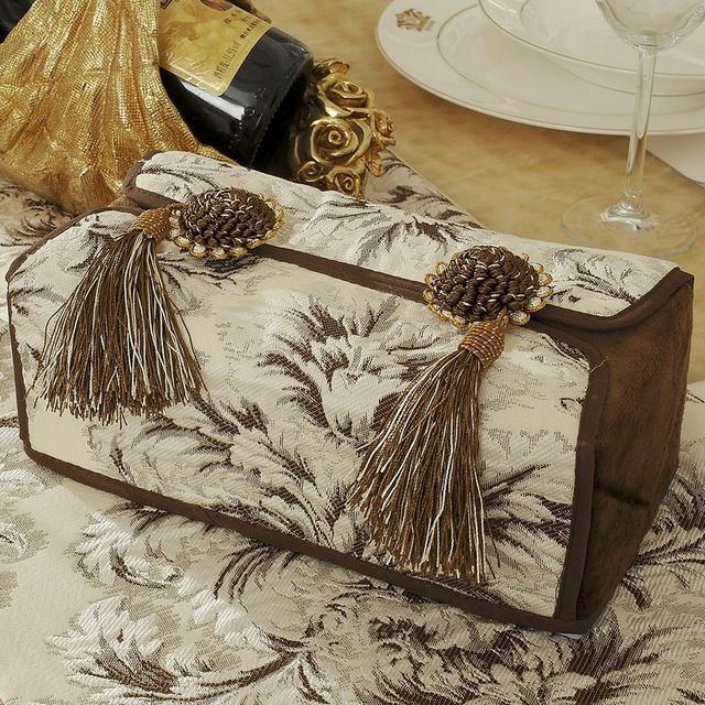 HAO VREUGDE Luxe Elegante Vintage Auto Thuis Acryl Tissue Box hoogwaardig Europese Rhinestone Decoratie Grote Papier Doos in Charm Facial Kleenex Case Cover Chinese style Cotton Filled High End Silk Cotton Patchwork Tassel Luxury Tissue Boxes,36 van weefsel dozen op AliExpress.com | Alibaba Groep