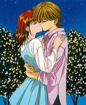 Marmalade Boy! Hahaha, just finished watching it! It was such a cute Anime series!