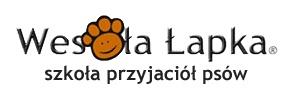 Our dog training school logo :) Happy Paw - school for every dog friend