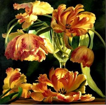 dutch touch painting - Google Search