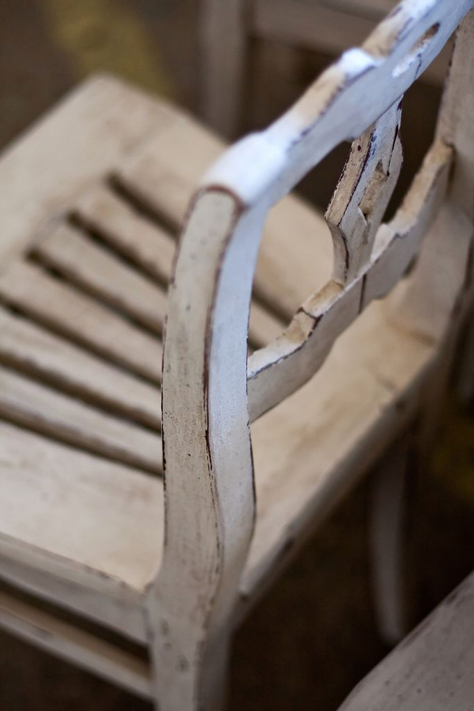 How to Paint an Old Wooden Chair via www.wikiHow.com