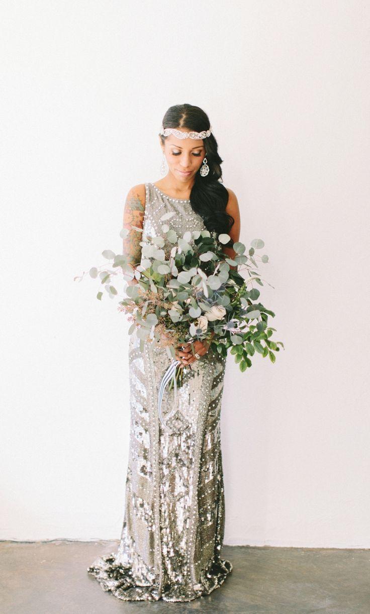 Chic Modern & Industrial Wedding Inspiration