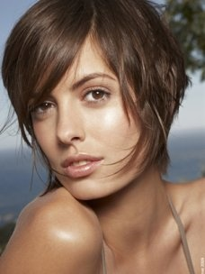 Cheveux courts / short hair