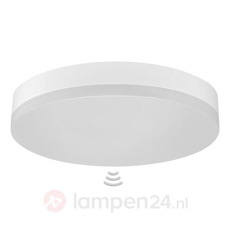 LED plafondlamp Office Round - met sensor - lampen24.nl