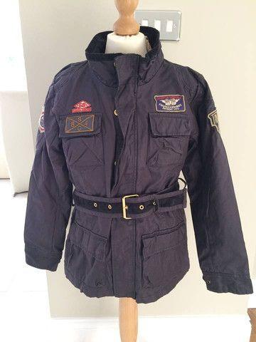 Scotch Shrunk Boys Wax Style Jacket