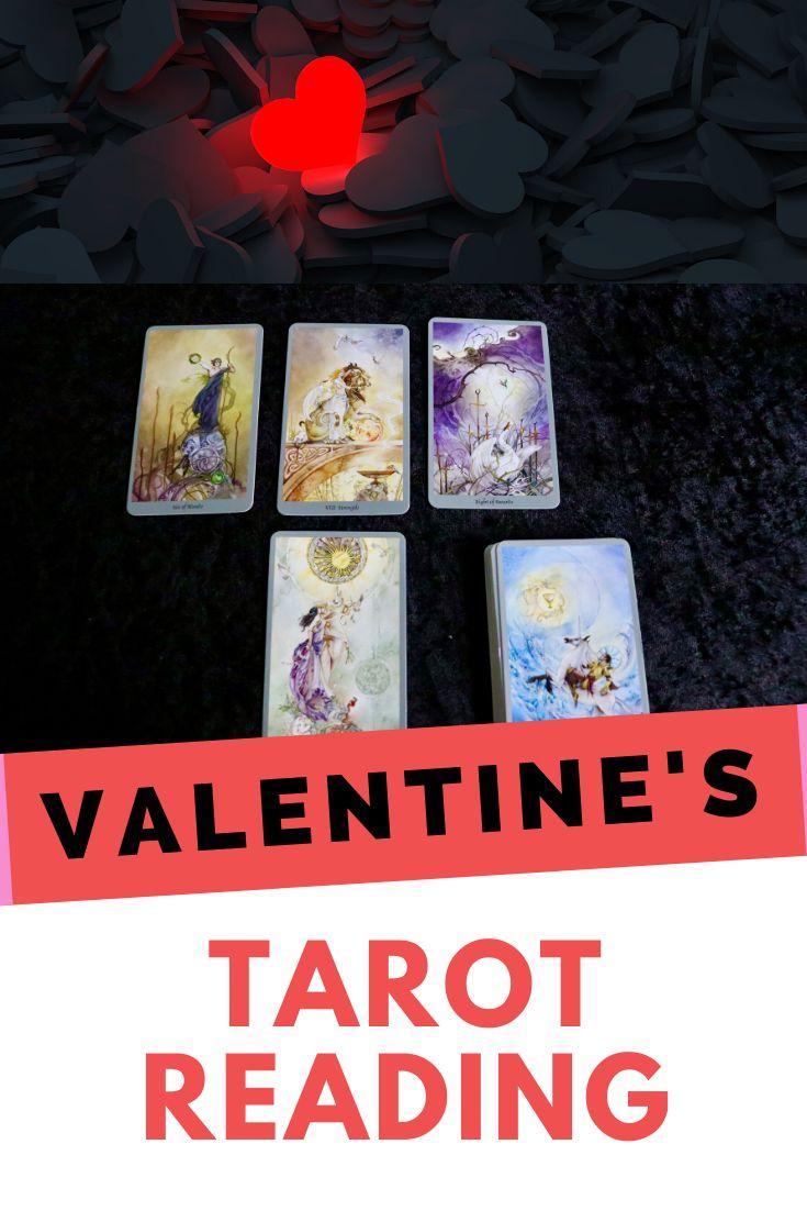 tarot card reading for valentine's day in 2020  tarot