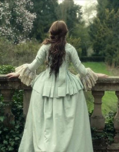 She Always Had Really Nice Makeup: She Always Wondered What Lay Beyond The Palace Gardens