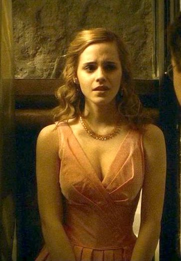 Hermione Granger in Harry Potter and the Half Blood Prince She is so beautiful