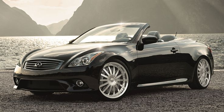 Infiniti G37 Cool Cars / part 2 Convertible, Coupe