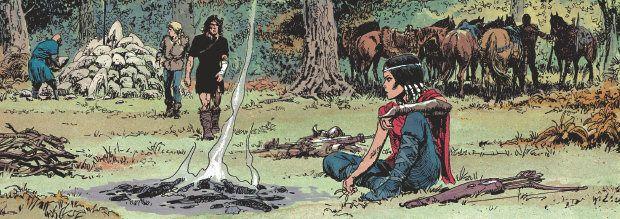 40 ans de mythe – Les archers | Thorgal