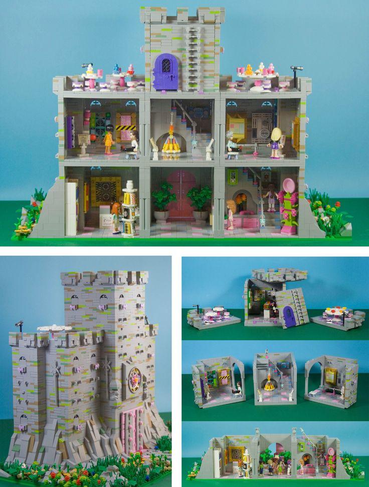59 Best Lego Inspiration Images On Pinterest Lego Legos