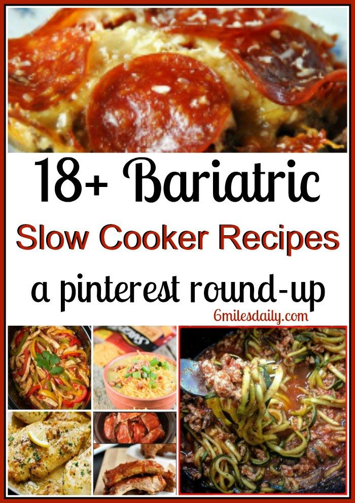 Slow Cooker Recipes Recipes In 2019 Recipes Bariatric Recipes
