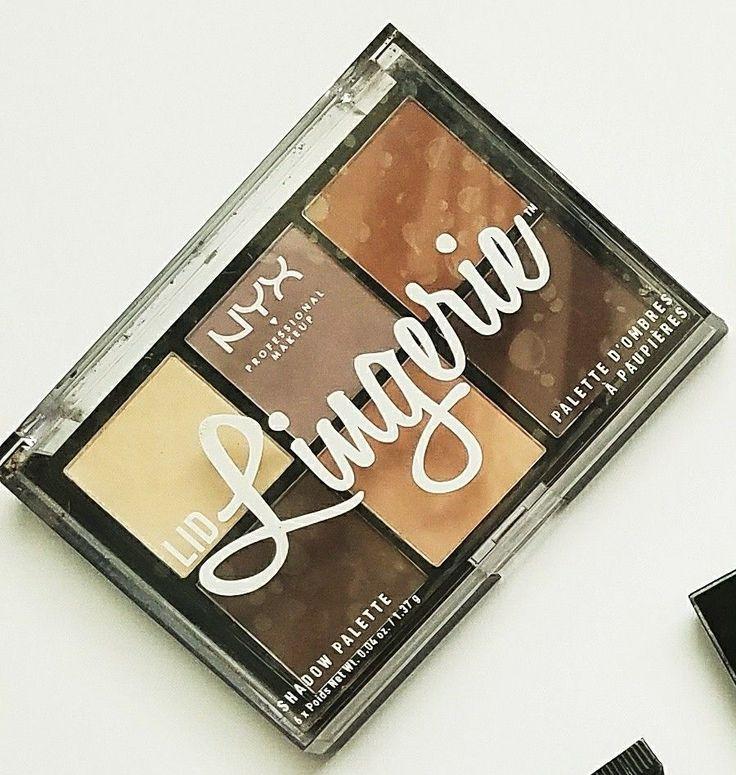NYX Lid Lingerie shadow paletter  LLSP01   Health & Beauty, Makeup, Eyes   eBay!