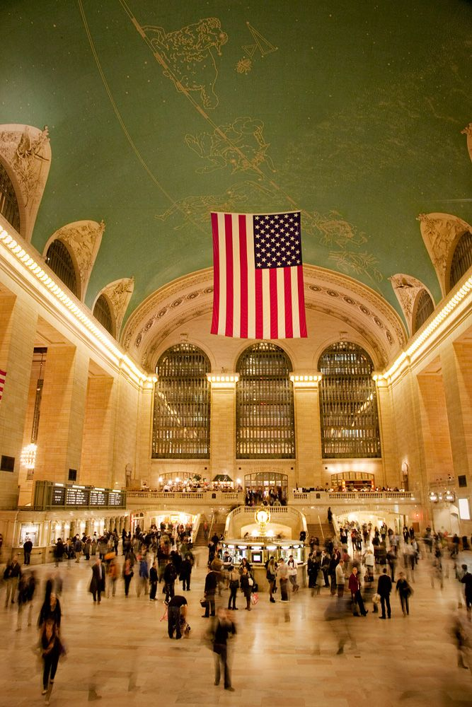 Grand Central Station, NYC
