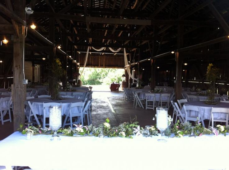 Missouri river wedding