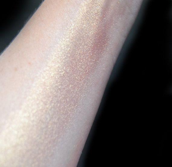 Melrose  surligneur or couleur pêche clair par PASHMACCO sur Etsy