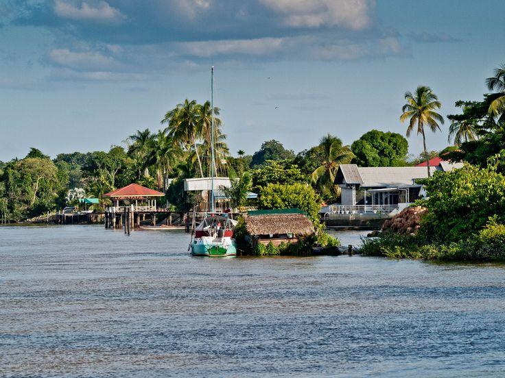 Domburg, Suriname