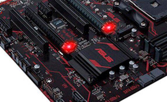 Asus apresenta quatro placas-mãe AM4 para AMD Ryzen; Veja preço e especificações