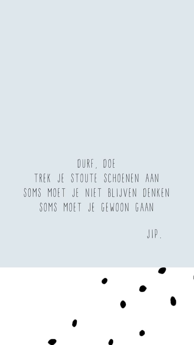 Gewoon JIP. |  Iphone | Screensaver | Background | Achtergrond | © Durf, doe
