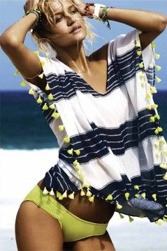Seafolly Swimwear - Cable Kaftan