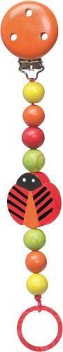 #Playshoes catenella per ciuccio in legno  ad Euro 3.73 in #Playshoes #Vari prodotti per bambini e neonati