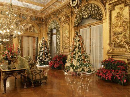 14 Best Marble House Newport RI Images On Pinterest Newport  - Christmas Trees Ri