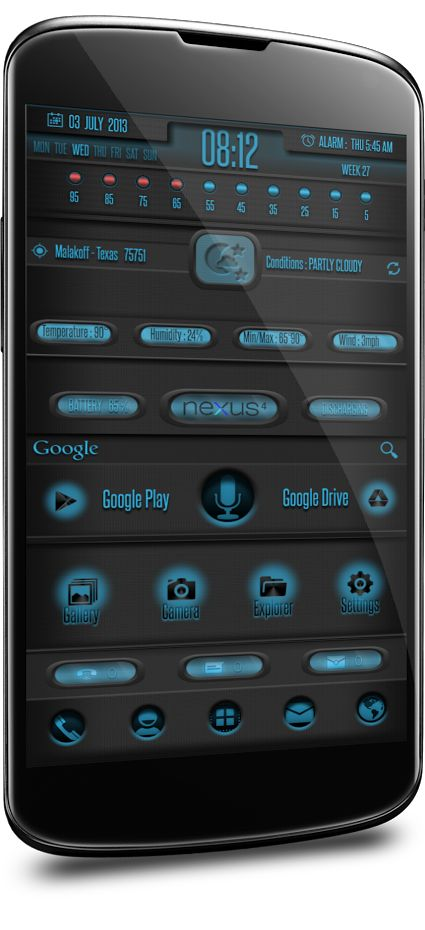 UCCW: World of Widgets - Show off Your Setup - Google+