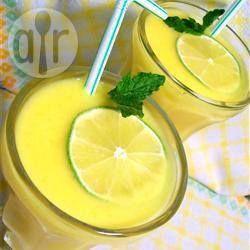 Mango Frappé @ allrecipes.com.au