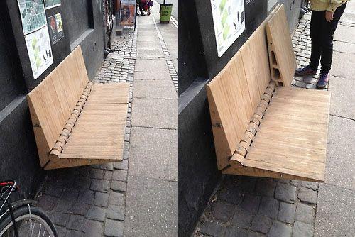 Urban Furniture | vernacular design