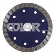 Disco Para Serra Mármore Turbo Azul Marinho - F4-GO - Disco Para Serra Mármore Turbo Azul Marinho - F4-GO - www.colar.com