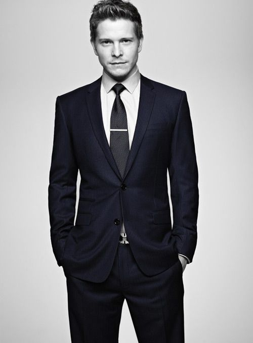 Cary of The Good Wife. I'd be his good wife, just sayin'.