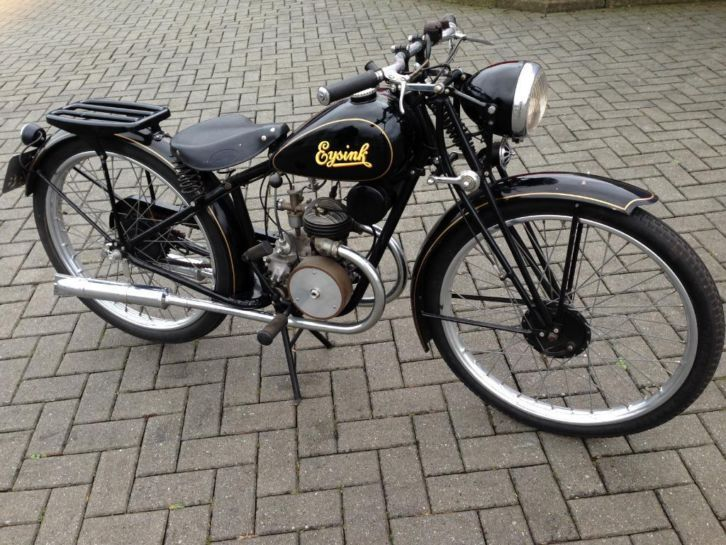 Eysink 120 Villiers 98 Cc And 125 Cc Motorcycles