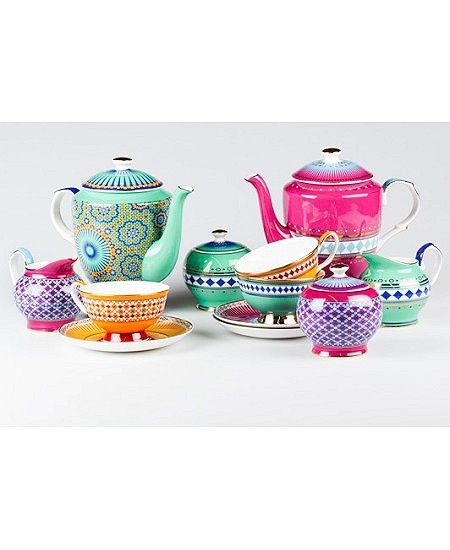 Move over Scandinavia: Moroccan inspired home wares say you're a yawn! - dropdeadgorgeousdaily.com