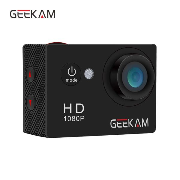 GEEKAM A9 1080P HD Waterproof Outdoor Sports Video Action Camera Sale