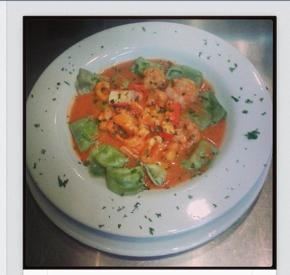 Nuestros Raviolis en la salsa que quieras!!!