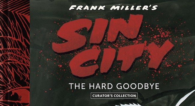 DARK HORSE AND FRANK MILLER INVITE YOU TO SIN CITY