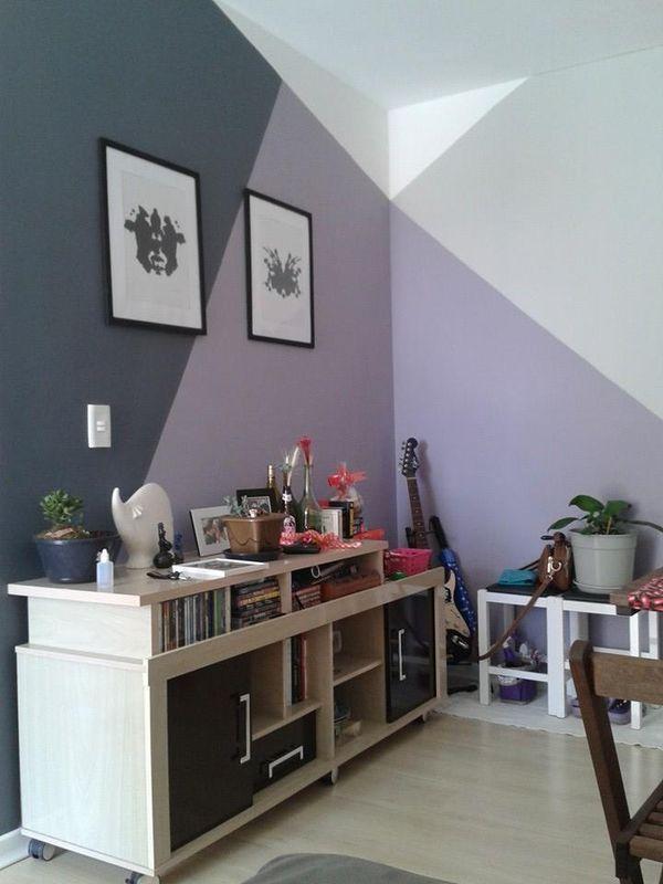 Pin di Schossen su wall and deco/wanddeco   Tinteggiare casa ...