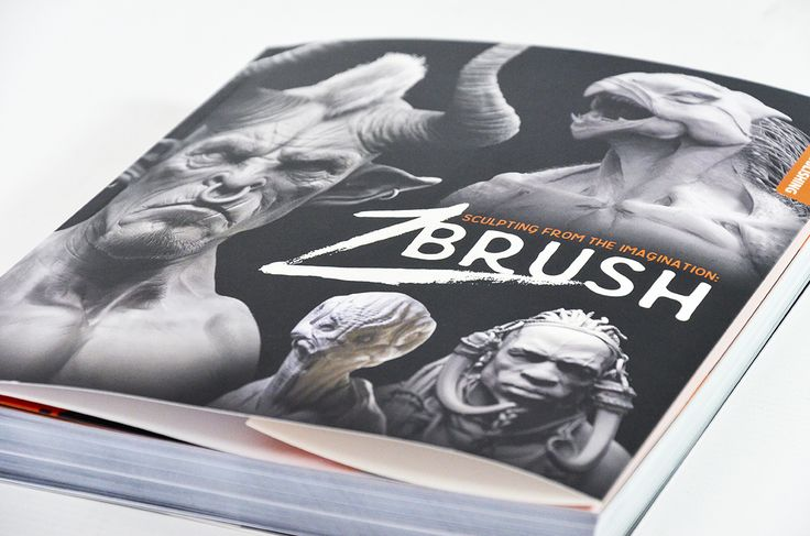 Get a glimpse inside the minds of the masters as Sculpting from the Imagination: ZBrush brings together the 3D sketches of 50 incredible digital artists in an inspiring display of talent and technique.