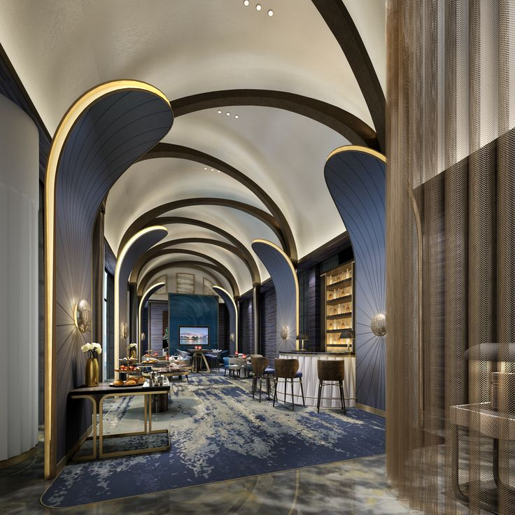 executive lounge _ L'Avventura & Associates
