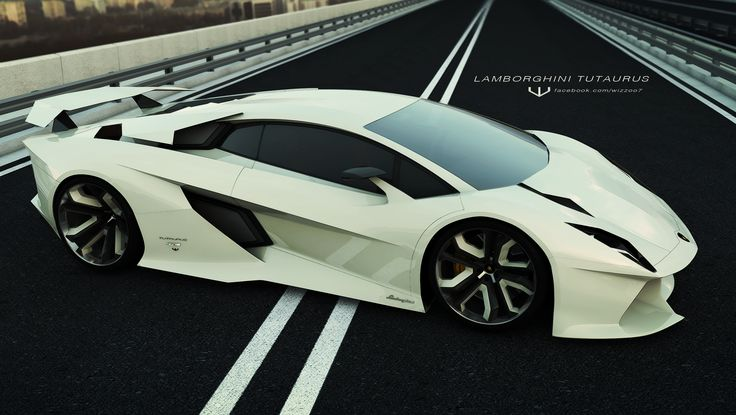 Lamborghini concept by wizzoo7.deviantart.com on @deviantART