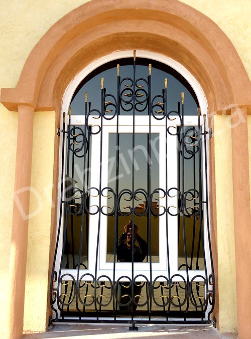 1000 Images About Window Grills On Pinterest Seville