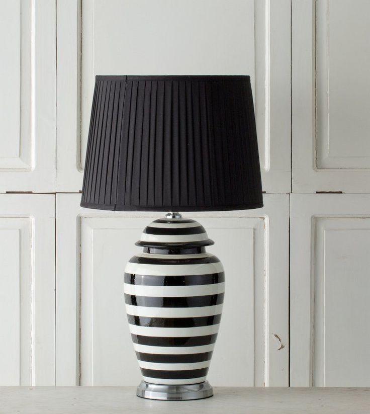 Lampa stołowa Chika ceramiczna 72cm 72cm #dekoracje #meble #furniture #lamp #lampy #interior #design #decoration #salon #livingroom #home