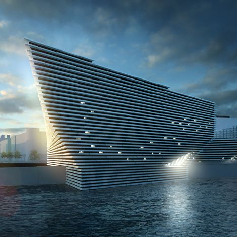 "Kengo Kuma ""surprised"" after V&A Dundee costs rise to £80 million."